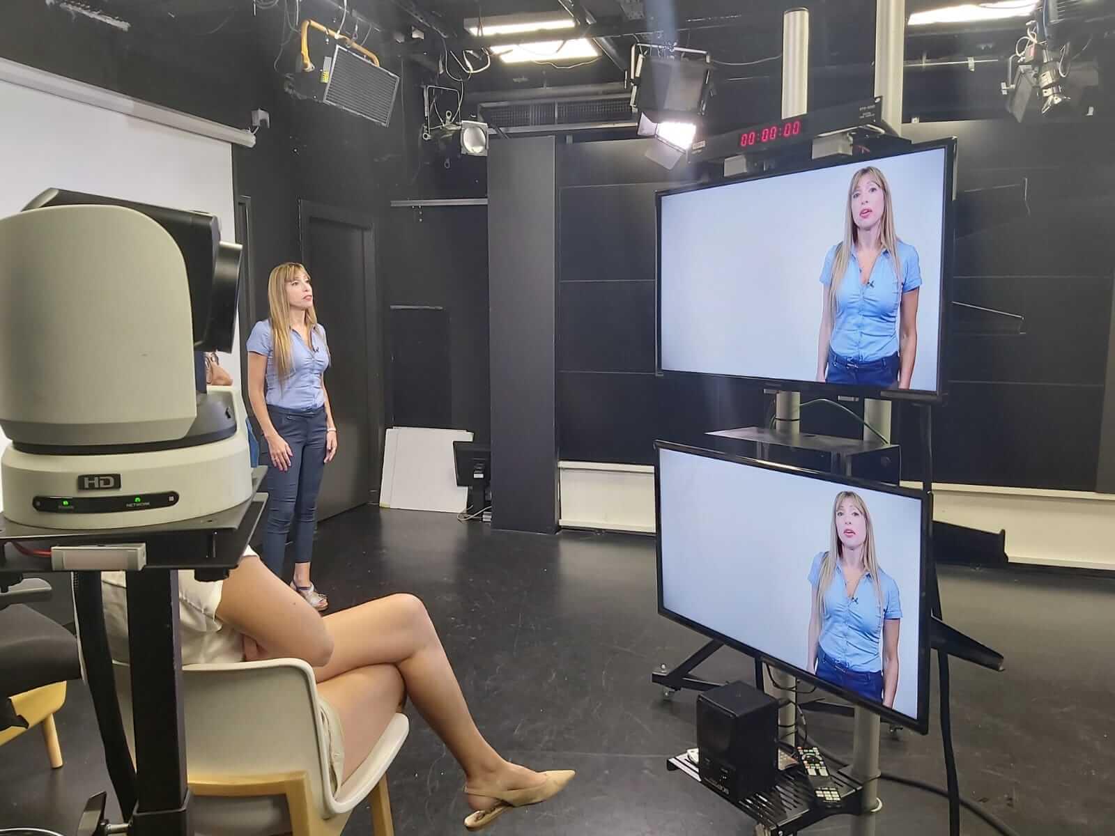 "טלי אנגור | ב""דיבור"" ערוץ 13"