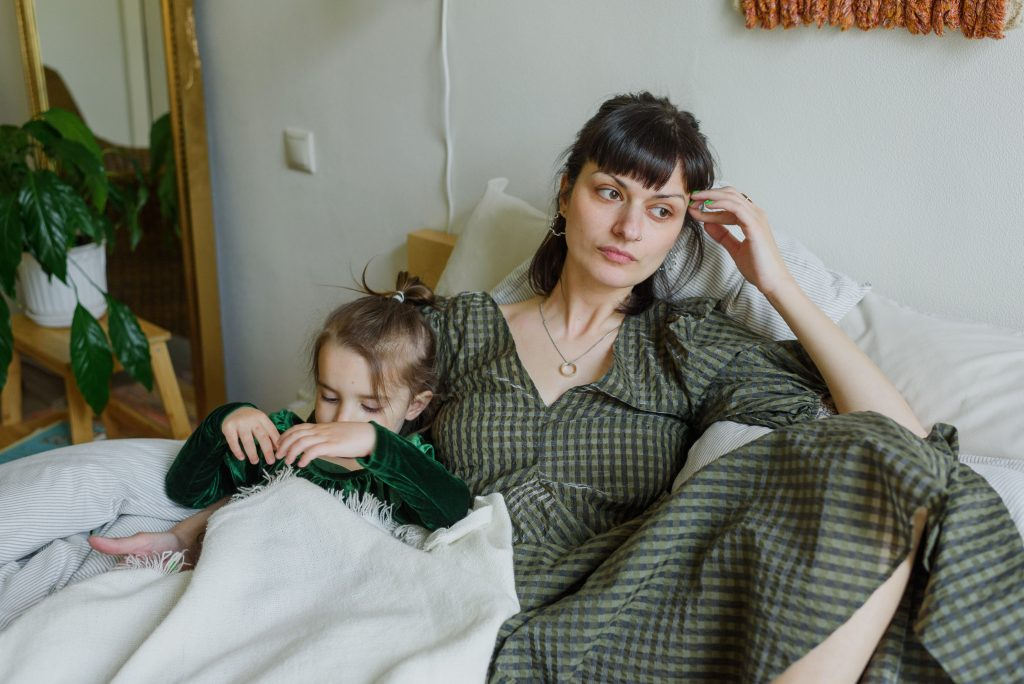 Chronic fatigue in autistic kids